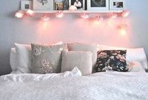 House Ideas / Bohemian minimalism-and because I really love small intimate spaces