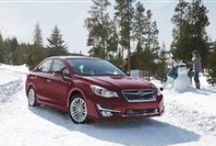 Subaru Impreza / Five models and two body configurations add up to plenty of choices. Whether you want a sleek 4-door body style or a sporty 5-door hatchback, Impreza has you covered.