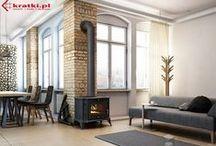 Wnętrze z cegłą || Interior with brick