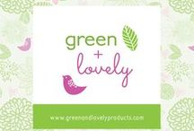 Green + Lovely