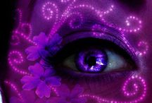 PURPLE!! / All things come in purple