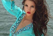 Turquoise! / Aquablauw,vrolijk,zonnig..een geweldige kleur. Gorgeous color.