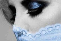 Colorsplash!! Lightblue and Dark Blue...