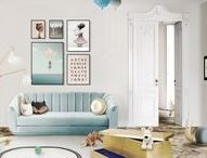 Kids Bedroom Ideas 2017. / The Hottest Trends for Your Home Decor Projects.  More: https://goo.gl/fmpzt5