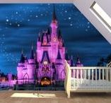 Disney Inspired Bedrooms / Here you will find designs, ideas, and furniture all inspired in Disney world.  More: https://goo.gl/fmpzt5