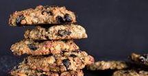 ⇢ GESUNDE Cookies/ Kekse  ⇠ / gesunde Kekse, Cookies, Guetzli, Frühstückscookies, Frühstückskekse, Müsli, gesund Essen, gesund backen, Rezepte gesund, gesund Abnehmen, gesunde Ernährung, vegetarisch, vegan, cleaneating, paleo, ohne Zucker, ohne Weissmehl, ohne Sahne, ohne Butter, gesund Schule, Kinder, gesund leben, Frau Janik