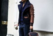 Style for Boys / Oh homme! Wardrobe of an urban adventurer.