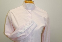 Snap Collar Show Shirts / Custom Snap Collar Shirts in your choice of fabric and trim. So many to choose from.