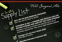 Specials / View our monthly specials here and make sure to contact us today to take advantage of the current special!