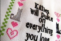 Cross Stitch  / by Megan K