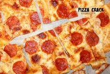 Pizza / by LeDena Clark-Degagne