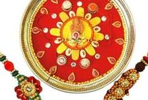 Rakhi - The Thread Of Love / Celebrate and cherish the bond of love this Raksha Bandan with your loved one.