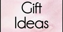 Gift Ideas / An array of amazing, affordable and DIY gift ideas for Christmas, Birthday, Baby Shower, Wedding, Engagement or even Anniversary presents.