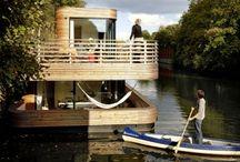 House boats