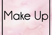 Make Up / Make up inspirations and ideas for all kinds of occasions.