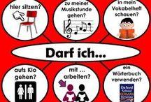 Idiomas / Languages / Fremdsprachen / Recursos para el aprendizaje de inglés y alemán / by exlibris mania