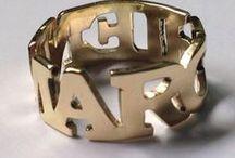 Sieradenvansylvia.nl / Sieraden. Hangemaakte gouden en zilveren sieraden. Handmade jewelry in gold and sterling silver.