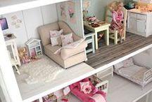 Doll house / Ideas for doll house
