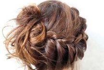 peinados / recogidos