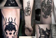 Tattoo / Ink-spiration<3