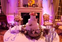 Uplighting / Uplighting will create romance and add elegance to your venue.