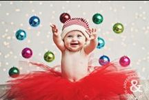 Babies 1st Christmas Inspiration / At fromheretomaternity we know your first christmas with your new baby is very special so here's some inspiration to make it fun and memorable