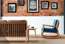 Noah / A board dedicated to Noah, a very special collection of British furniture