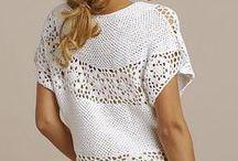 Crochet things to wear