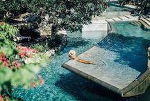 Beautiful pools / Wonderful and special pools. Gyönyörű és különleges medencék.