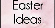Easter Ideas / This board is filled with all things Easter and spring, including Easter baskets, crafts, diy decorations, eggs, food recipes, and more!