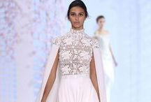 Bridal Fashion / We want you to look the best you can on your big day.  Check out these chic, edgy and elegant designs.  / by Oh Brides Wedding Magazine