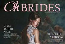 Oh Brides Magazine / Oh Brides Magazine Issues / by Oh Brides Wedding Magazine