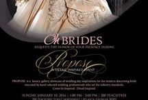 Upcoming Events / Check out these exciting events a bride (or groom in some cases) should not miss!  / by Oh-Brides Wedding Magazine
