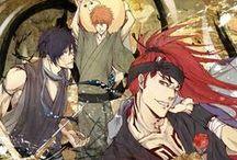 Bleach / BLEACH BEST Anime EVER  / by Miya Love