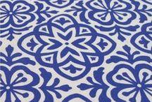Motif, Pattern, Material & Textures