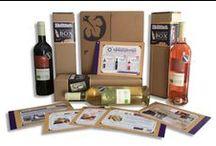 ALLIANCEBOX / Retrouvez nos BOX avec sa sélection de vins pour combler chacun de vos événements - A CHAQUE MOMENT UNE BOX ! -