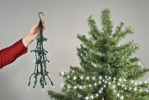 Christmas Light Hack / Trim-IT-Quick has its roots in Christmas with our newly patented multi-strand tree lights that lets you trim your tree FAST!  These are pins that we at Trim-IT-Quick could not resist ! Enjoy and please stop buy our shop: http://shop.trimitquick.com/ / by Trim-It-Quick