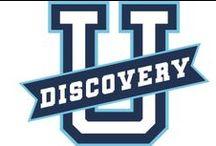 Discovery-U Talks / Where Genius Meets Imagination