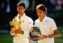 Wimbledon Lawn Tennis Championships / All the magic from the 'All England Lawn Tennis and Croquet Club'. #Wimbledon2014
