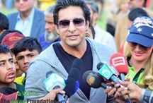 The Akram Foundation / Wasim and Shaniera Akram's Charity Foundation: Causes, campaigns and achievements