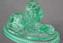 Antique Glass / A selection of Antique Glassware available @ www.reigal.couk