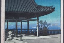 Japanese Prints / A selection of Japanese Woodblock Prints available @ www.reigal.co.uk