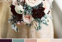{wedding colors inspiration}