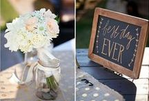 {summer weddings inspiration}