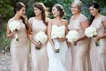 {bridesmaids inspiration}