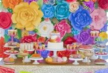 {dessert table inspiration}