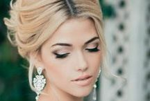 {makeup and hair inspiration}