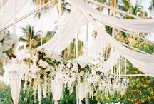 {tent reception inspiration}