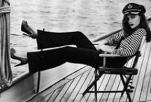 Nautical Fashion / by Kelly Yates