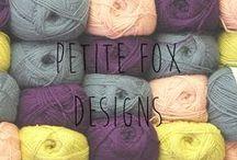 Petite Fox / All things Petite Fox! Blog, YouTube, Etsy Shop